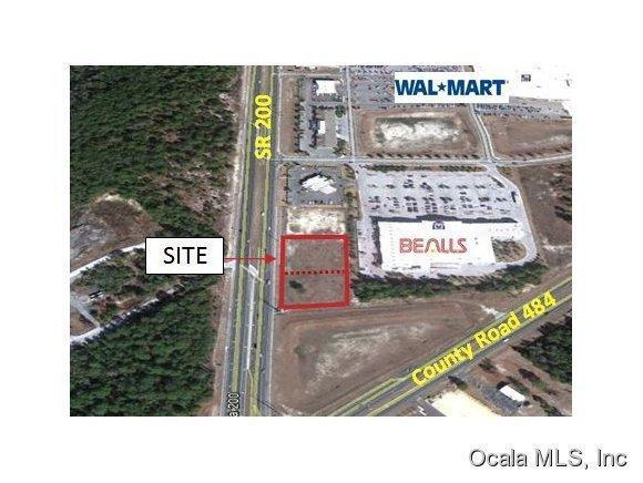 0 Sr 200 & Cr 484, Ocala, FL 34481 (MLS #405836) :: Bosshardt Realty