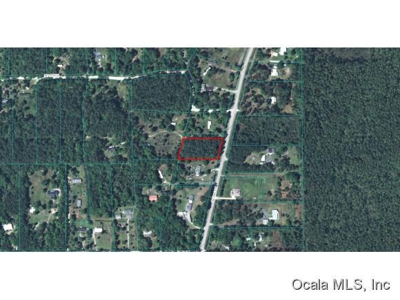 TBD SE Highway 314, Silver Springs, FL 34488 (MLS #436596) :: Bosshardt Realty