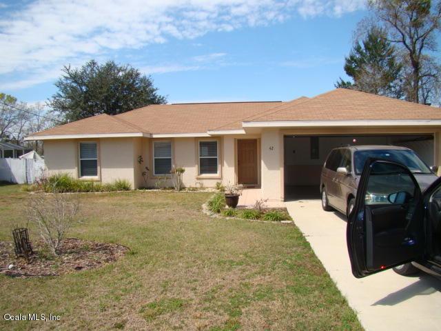 42 Hemlock Rad Cir, Ocala, FL 34472 (MLS #521596) :: Realty Executives Mid Florida