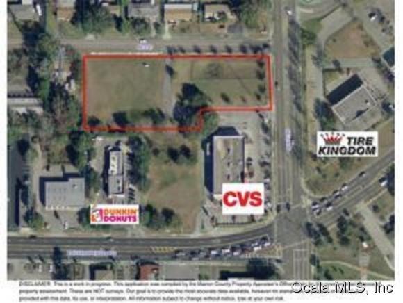 2500 NE 2nd Street, Ocala, FL 34470 (MLS #523460) :: Bosshardt Realty