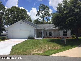 9525 SW 53rd Circle, Ocala, FL 34476 (MLS #524213) :: Realty Executives Mid Florida