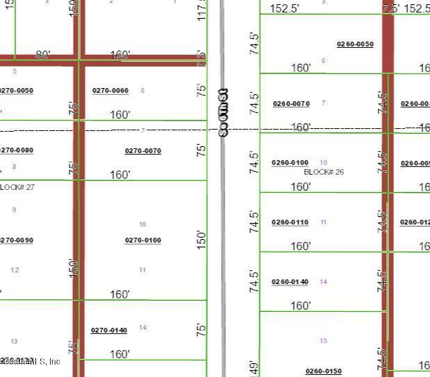 0 SE 6th, Palatka, FL 32177 (MLS #525439) :: Bosshardt Realty