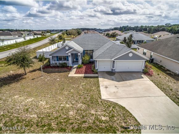 9941 SW 58th Avenue, Ocala, FL 34476 (MLS #527318) :: Realty Executives Mid Florida