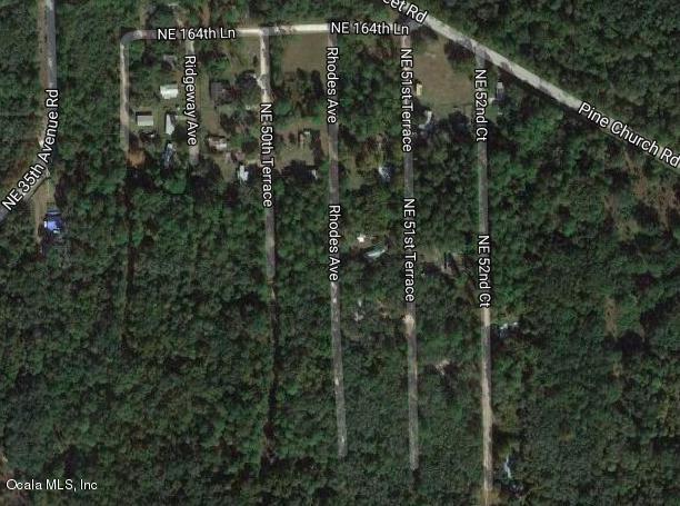 0 NE 51st Terrace, Citra, FL 32113 (MLS #527680) :: Realty Executives Mid Florida