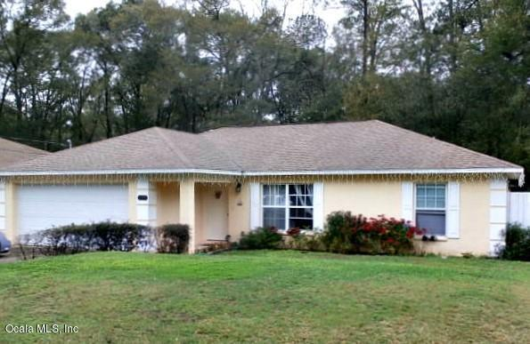 6390 NW 60th Court, Ocala, FL 34482 (MLS #531864) :: Realty Executives Mid Florida