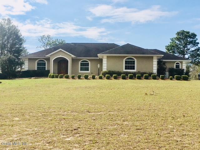 10850 SW 105th Street, Ocala, FL 34481 (MLS #532021) :: Bosshardt Realty