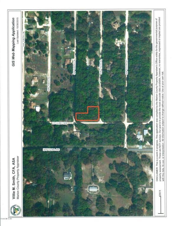 00 SW 110th Place, Dunnellon, FL 34432 (MLS #532267) :: Bosshardt Realty