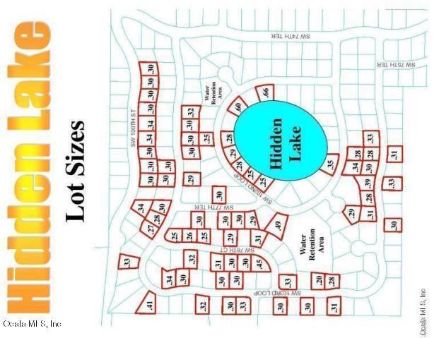 0 SW 103rd Loop, Ocala, FL 34476 (MLS #533922) :: Pepine Realty