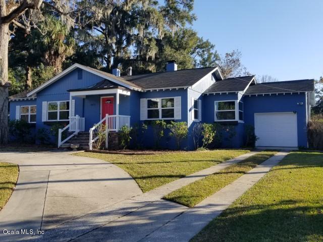 1516 E Fort King Street, Ocala, FL 34471 (MLS #534598) :: Bosshardt Realty