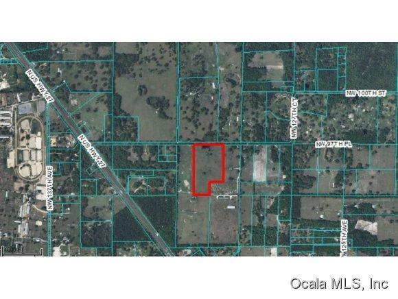 0 NW 97th Place, Ocala, FL 34482 (MLS #535166) :: Realty Executives Mid Florida