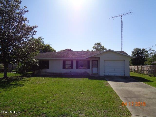 11588 SE 74th Terrace, Belleview, FL 34420 (MLS #535913) :: Realty Executives Mid Florida