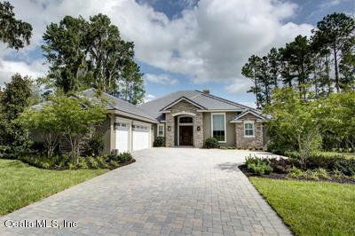 7763 NW 33rd Place, Ocala, FL 34482 (MLS #535927) :: Bosshardt Realty