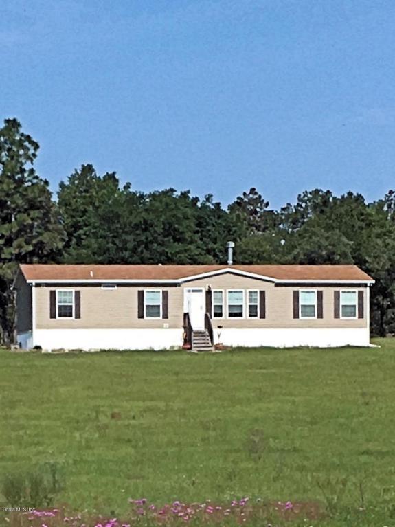 6590 SE 143rd Court, Morriston, FL 32668 (MLS #536855) :: Realty Executives Mid Florida