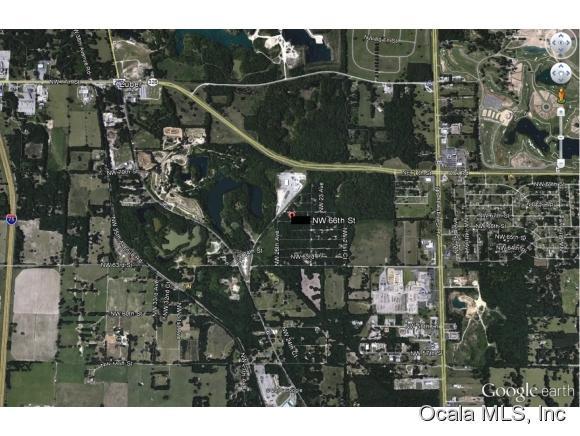 LOT 10 NW 66 Street, Ocala, FL 34475 (MLS #537464) :: Bosshardt Realty