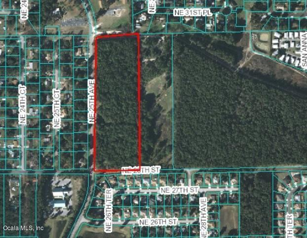 000 NE 25th Avenue, Ocala, FL 34470 (MLS #537625) :: Bosshardt Realty