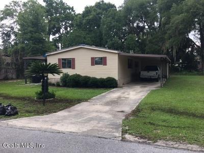 11021 SE 66th Terrace, Belleview, FL 34420 (MLS #537682) :: Bosshardt Realty