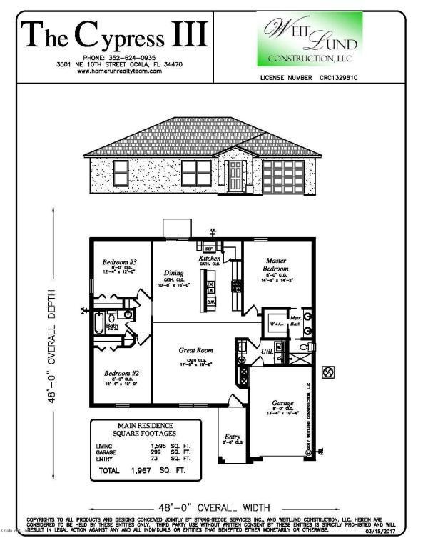 13191 SW 72nd Terrace Road, Ocala, FL 34473 (MLS #538417) :: Realty Executives Mid Florida