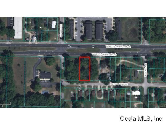0 SW Fort King Street, Ocala, FL 34475 (MLS #538802) :: Bosshardt Realty