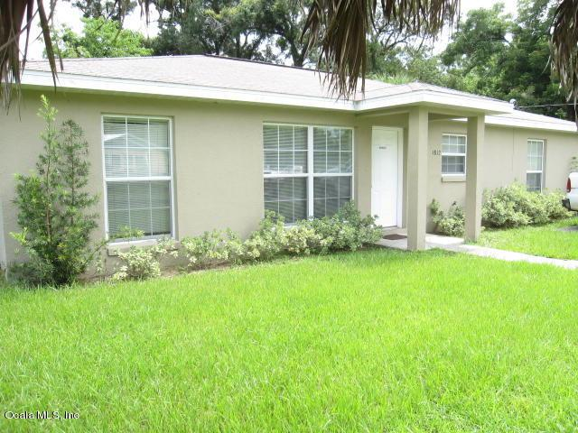 1812 NW 3rd Street, Ocala, FL 34475 (MLS #538821) :: Bosshardt Realty