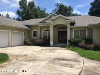 727 SW 89th Terrace, Ocala, FL 34481 (MLS #539006) :: Bosshardt Realty
