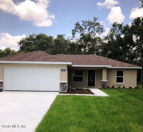 12071 SE 87th Court, Belleview, FL 34420 (MLS #539026) :: Bosshardt Realty