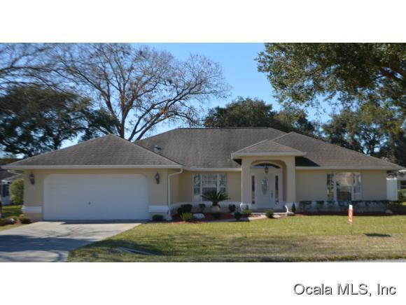 8720 SW 56th Avenue Road, Ocala, FL 34476 (MLS #540328) :: Bosshardt Realty
