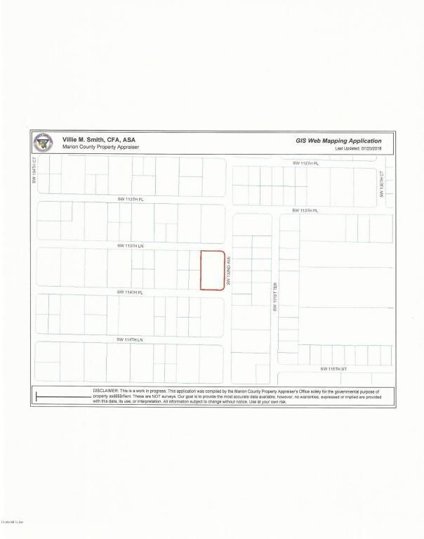 L 15 SW 132nd Avenue, Dunnellon, FL 34432 (MLS #540527) :: Bosshardt Realty