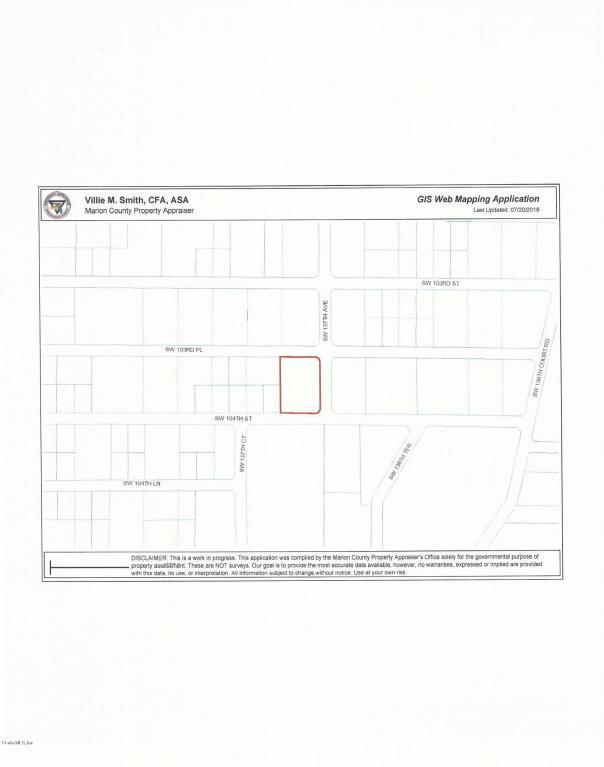 L 148 SW 137th Avenue, Dunnellon, FL 34432 (MLS #540529) :: Bosshardt Realty