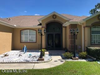 1100 W Bannister Drive, Citrus Springs, FL 34434 (MLS #541557) :: Realty Executives Mid Florida