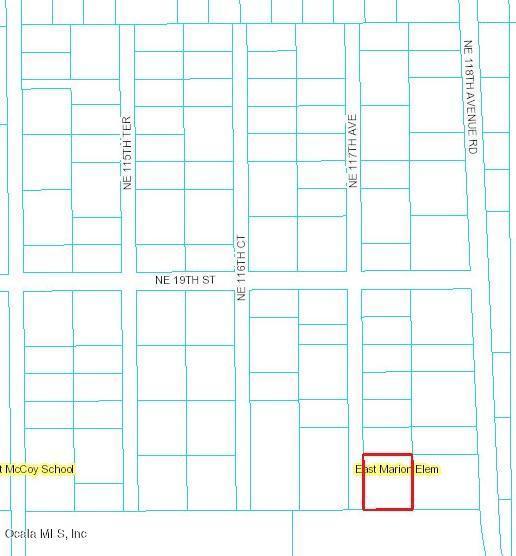 0 NE 117th Avenue, Silver Springs, FL 34488 (MLS #542528) :: Bosshardt Realty