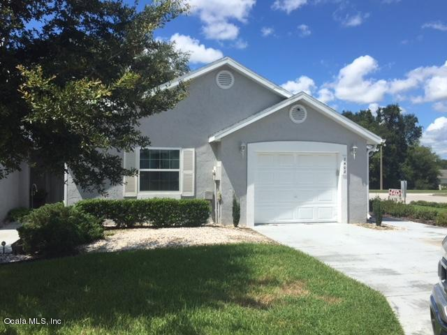 2402 SW 20th Terrace, Ocala, FL 34471 (MLS #543019) :: Bosshardt Realty