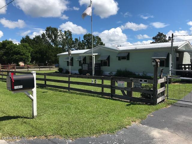 14621 SE 91st Avenue, Summerfield, FL 34491 (MLS #543038) :: Pepine Realty
