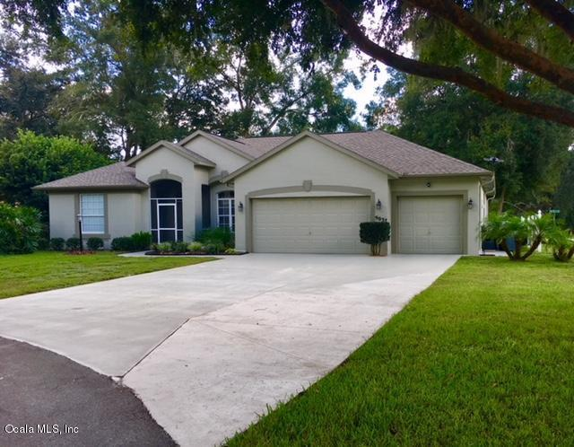 9037 SW 194th Court, Dunnellon, FL 34432 (MLS #543314) :: Pepine Realty