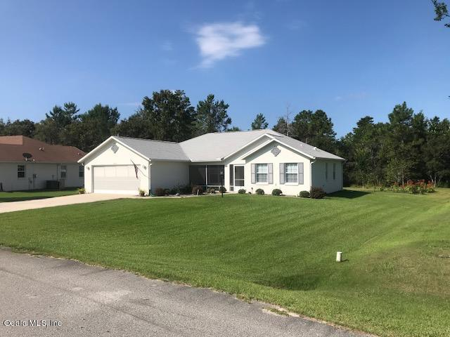 10876 SW 53rd Circle, Ocala, FL 34476 (MLS #543392) :: Realty Executives Mid Florida