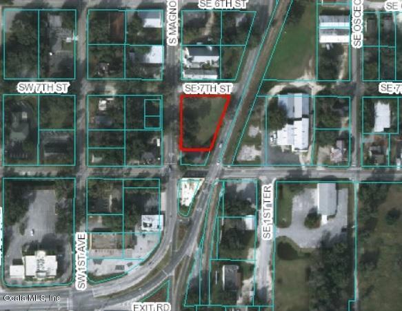 0 S Magnolia Avenue, Ocala, FL 34471 (MLS #544469) :: Bosshardt Realty