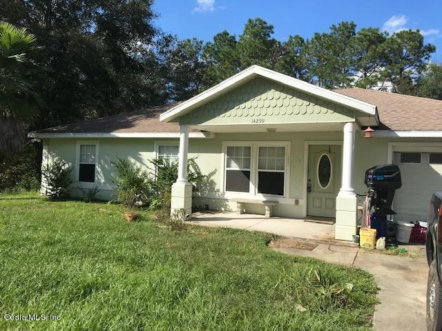 14299 SW 20th Place, Ocala, FL 34481 (MLS #544669) :: Thomas Group Realty