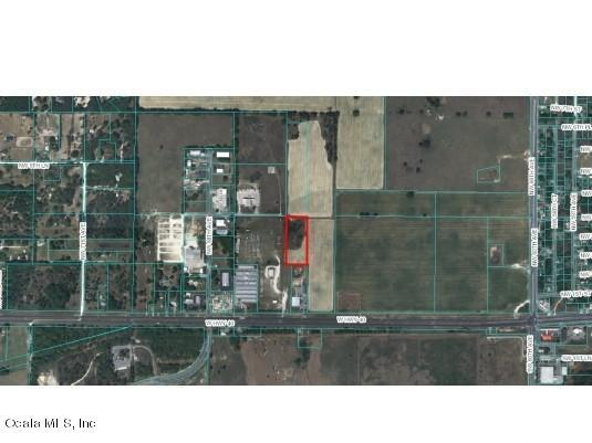0 W Hwy 40, Ocala, FL 34474 (MLS #545722) :: Realty Executives Mid Florida