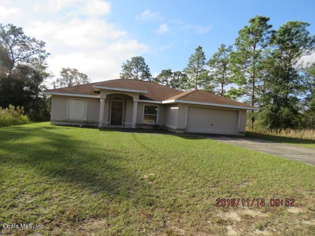 14390 SW 25th Lane, Ocala, FL 34481 (MLS #546390) :: Thomas Group Realty