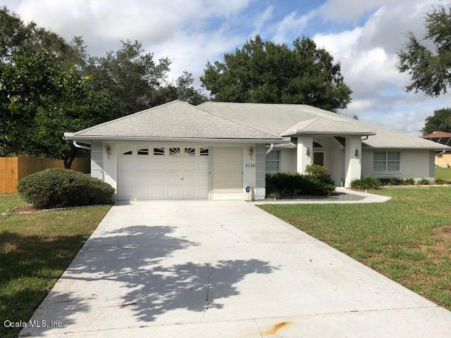 8148 SW 54th Court, Ocala, FL 34476 (MLS #546460) :: Bosshardt Realty