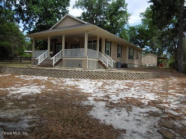 14960 NE 248th Avenue Road, Fort Mccoy, FL 32134 (MLS #546494) :: Bosshardt Realty