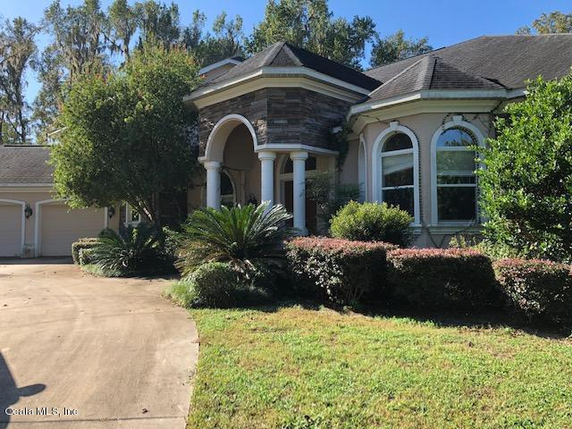 2468 SW 76th Lane, Ocala, FL 34476 (MLS #547772) :: Thomas Group Realty