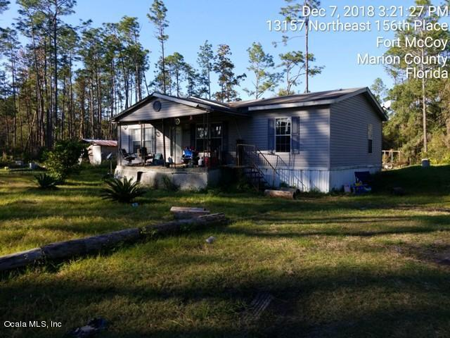 13157 NE 156th Place, Fort Mccoy, FL 32134 (MLS #548595) :: Pepine Realty