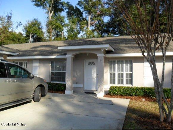 3630 NE 8th Place #103, Ocala, FL 34470 (MLS #548647) :: Bosshardt Realty