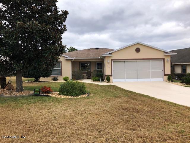 1321 SW 152 Lane, Ocala, FL 34473 (MLS #549085) :: Pepine Realty