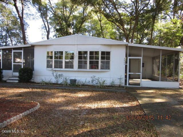 2445 SE 174 Court, Silver Springs, FL 34488 (MLS #549296) :: Thomas Group Realty