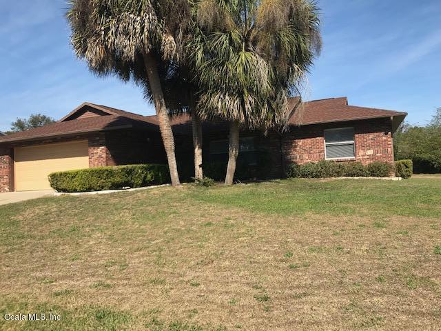 3867 SE 60th Street, Ocala, FL 34480 (MLS #550522) :: Bosshardt Realty