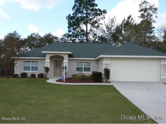 5371 SW 103rd Loop, Ocala, FL 34476 (MLS #551079) :: Realty Executives Mid Florida