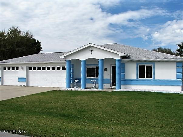 6078 SW 98 Loop, Ocala, FL 34476 (MLS #552043) :: Thomas Group Realty