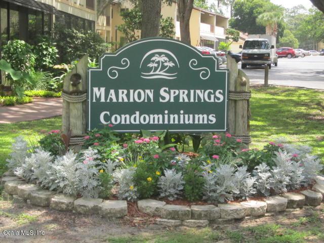 3447 E Fort King Street #110, Ocala, FL 34471 (MLS #552224) :: Bosshardt Realty