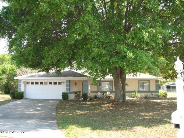 9845 SW 59th Circle, Ocala, FL 34476 (MLS #553071) :: Thomas Group Realty